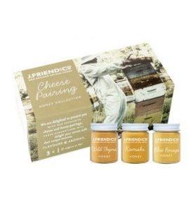 NZ Artisan Cheese Pairing Honey Collection
