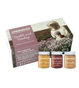 NZ Artisan Honey - Dark & Rich Honey Collection