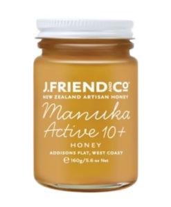 NZ Artisan Manuka Active 10+ (MG240+) Honey