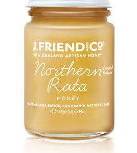 NZ Artisan Northern Rata Honey