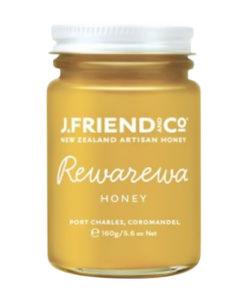 NZ Artisan Rewarewa Honey