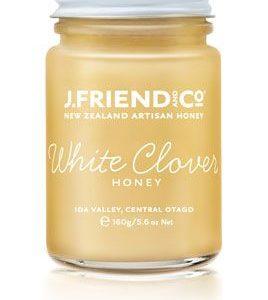NZ Artisan White Clover Honey