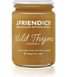 NZ Artisan Wild Thyme Honey