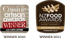 Cuisine award