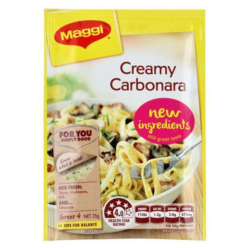 how to cook creamy carbonara