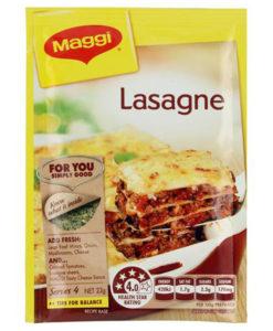 Lasagne Maggi Recipe Base