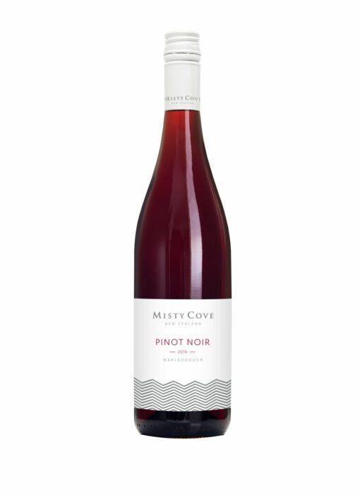 Misty Cove Estate Pinot Noir 2016
