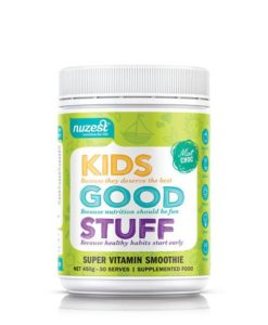 Nuzest Kids Good Stuf Mint Chocolate - 450g