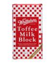 Whittakers Chocolate Block Toffee Milk