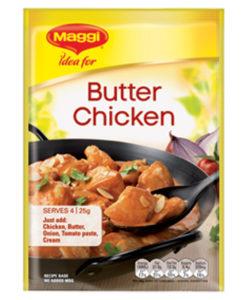 Butter Chicken Maggi Recipe Base