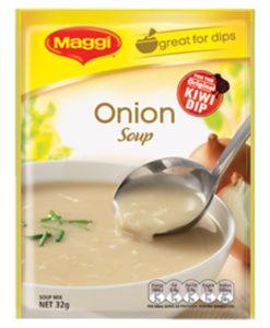 Onion Soup Maggi Soup Mix