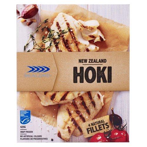 Sealord Simply Natural Fish Fillets Hoki