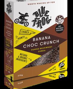 Blue Frog - Kids Cereal Banana Choc Crunch