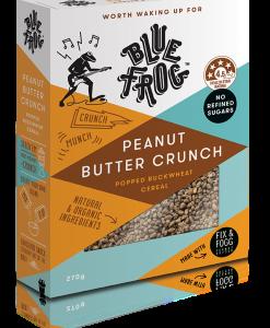 Blue Frog - Kids Cereal Peanut Butter Crunch