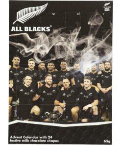 All Blacks Chocolate Advent Calendar