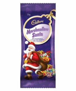 Cadbury Chocolates Marshmallow Santa