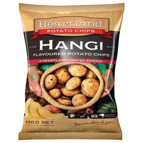 Hangi Flavour - Heartland Potato Chips