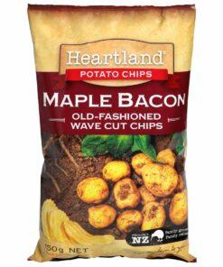 Maple Bacon - Heartland Potato Chips