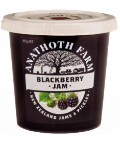 Anathoth Farm Blackberry Jam