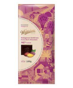 Whittakers Chocolate Block Dark Madagascan