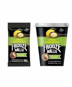 Frooze Balls Lemon Cheesecake