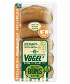Vogel's Gluten Free 6 Seed Burger Buns