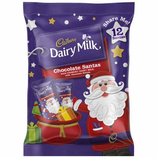 Cadbury Chocolates Mini Santas