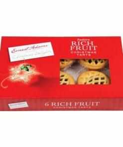 Ernest Adams Christmas Tarts Fruit Mince Pies