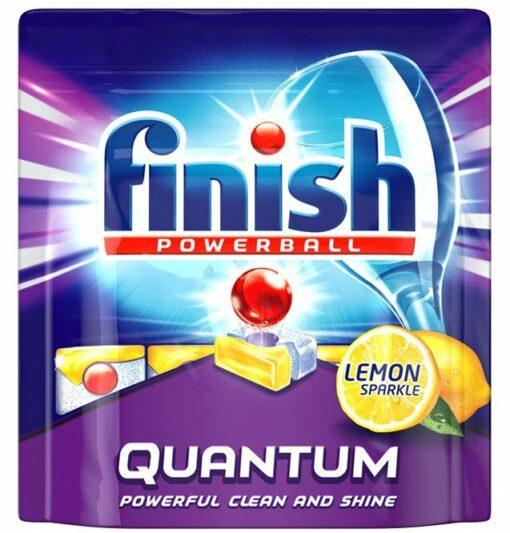 Finish Quantum Max Tabs Lemon 40 Pack