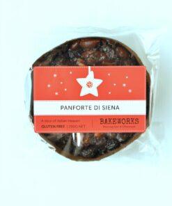 Bakeworks Panforte Di Siena Cake - Gluten Free