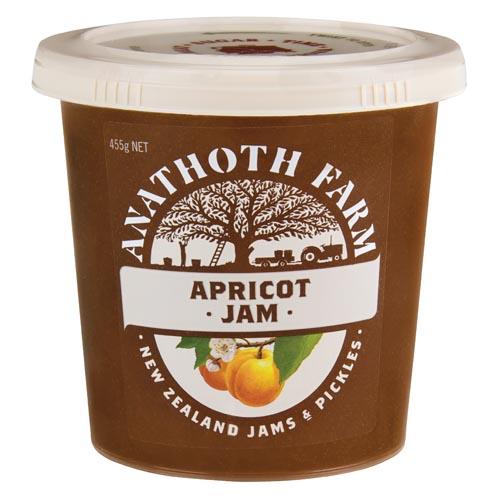 Anathoth Farm Apricot Jam