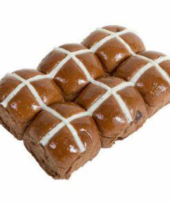 Hot Cross Buns Hersheys Chocolate