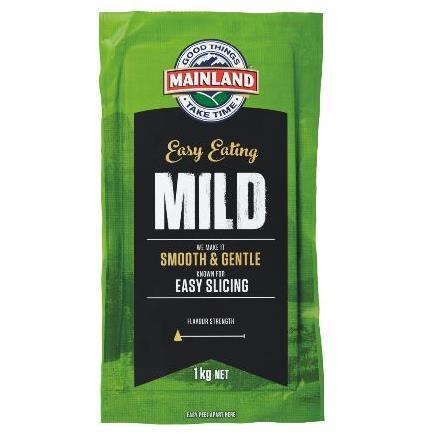 Mainland Cheese Block Mild 1kg