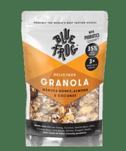Blue Frog Manuka Honey and Almond Granola