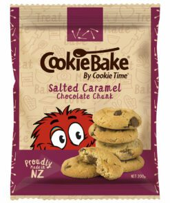 Cookie Time Cookie Bake Salted Caramel Chocolate Cookies 200g