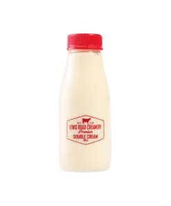 Lewis Road Creamery Premium Double Cream 300ml