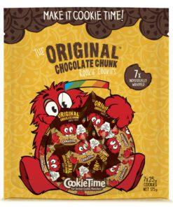 Cookie Time Cookies Rookie Original Chocolate Chunk 175g 7pk