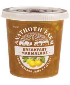 Anathoth Farm Breakfast Marmalade 455g