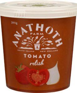 Anathoth Farm Tomato Relish