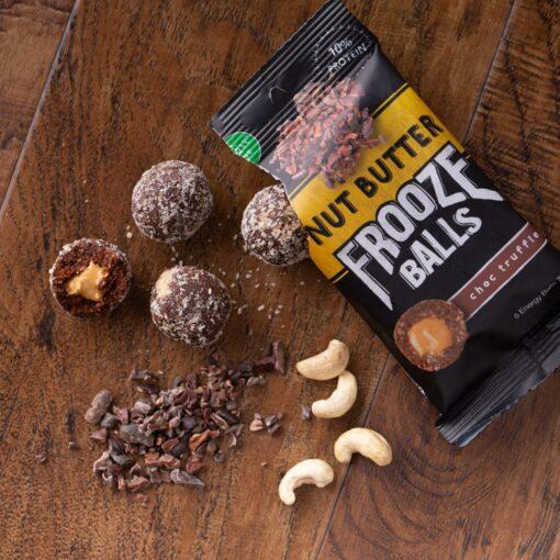 Frooze Balls Nut Butter Choc Truffle