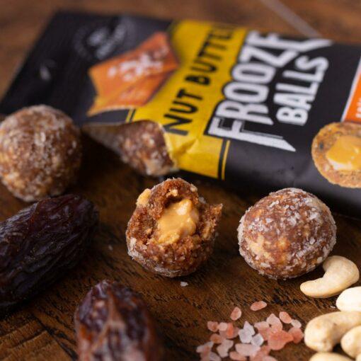 Frooze Balls Nut Butter Salted Caramel