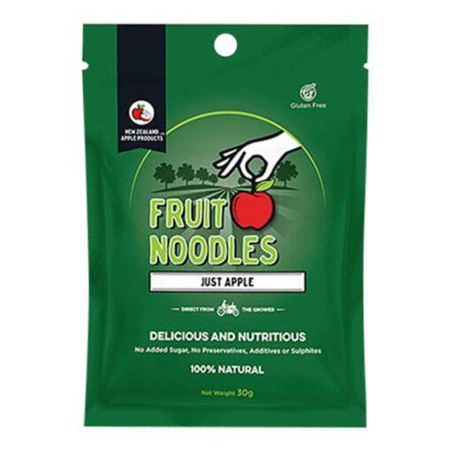 New Zealand Apple Products Apple Fruit Noodles