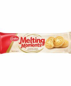 Griffins Creme Filled Melting Moments 250g