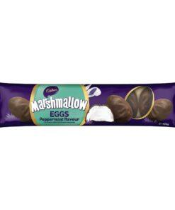 Cadbury Dark Choc Marshmallow Peppermint Egg 6 Pack 150g