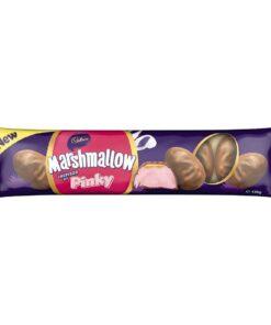 Cadbury Pinky Marshmallow Easter Eggs 6pk 150g