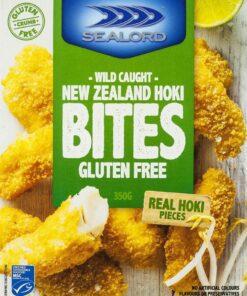 Sealord Gluten Free Hoki Fish Bites 350g 3