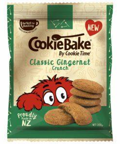 Cookie Bake Cookies Gingernut Crunch 200g