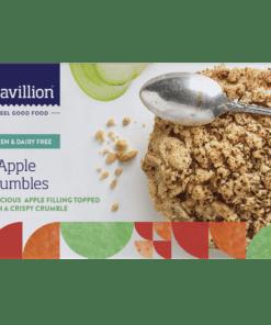 Pavillion Gluten Free Apple Crumble 2 x 150g pk