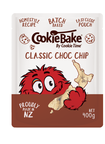 Cookie Time CookieBake Classic Choc Chip 400g