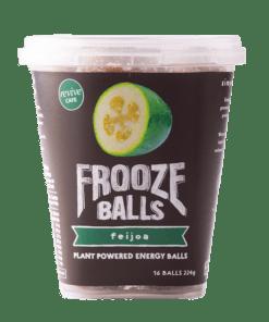 Frooze Balls Feijoa Pottle